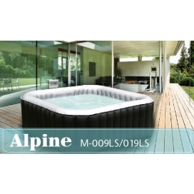 Alpine M-009LS 2+2 Manufacture reconditioned