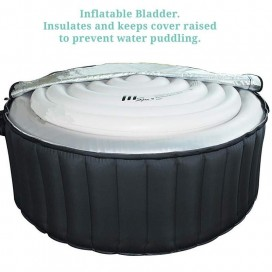 MSpa Inflatable Round Cover Spa Heat Preservation Cover